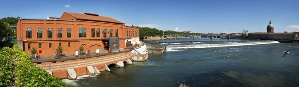 Journées du patrimoine 2018 - Nuit du patrimoine à Toulouse : un spectacle extraordinaire à l'espace EDF Bazacle !
