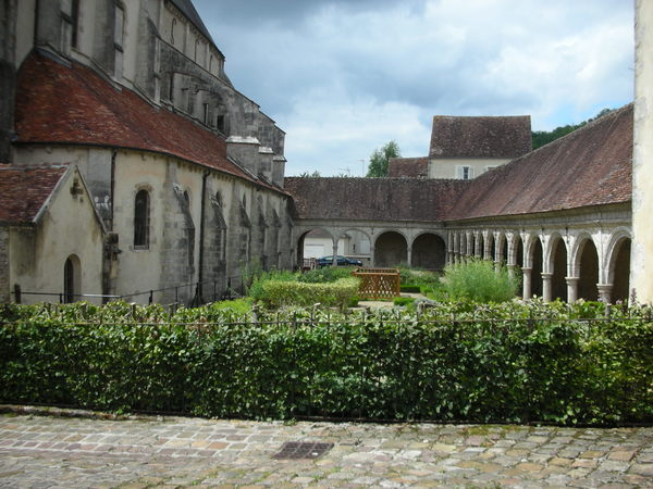 Journées du patrimoine 2018 - Visite libre église de Donnemarie-Dontilly