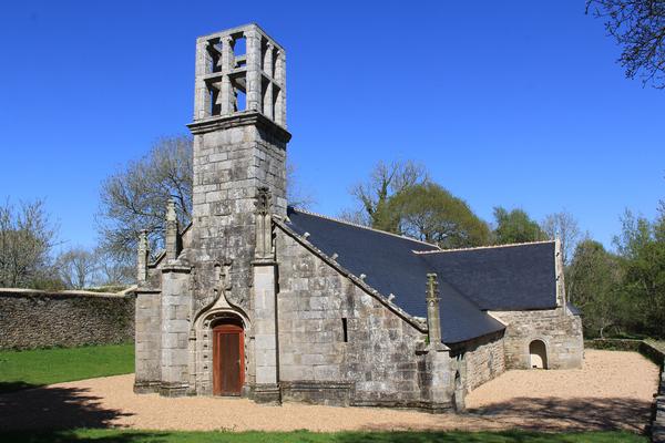 Journées du patrimoine 2017 - Chapelle de Saint-Philibert de Lanvern