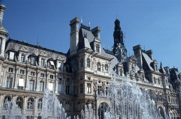 Journées du patrimoine 2018 - Visite libre de l'Hôtel de Ville de Paris