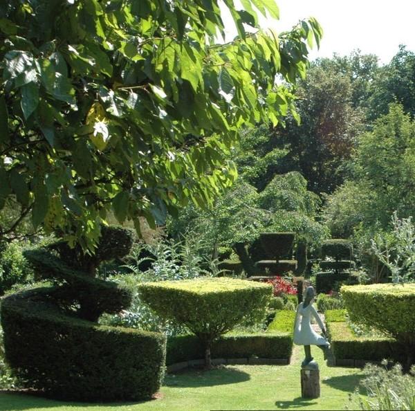 Jardin des Métamorphozes