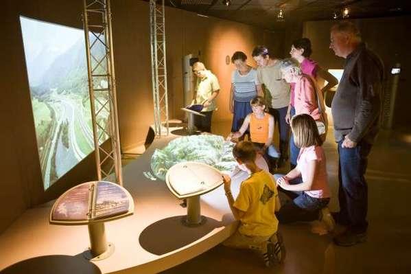 Journées du patrimoine 2017 - Visite de l'Espace Alu, musée de l'épopée de l'aluminium dans les Alpes !