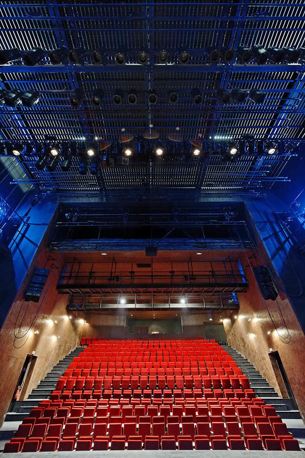 Journées du patrimoine 2017 - Découverte des coulisses de la Maison du Théâtre
