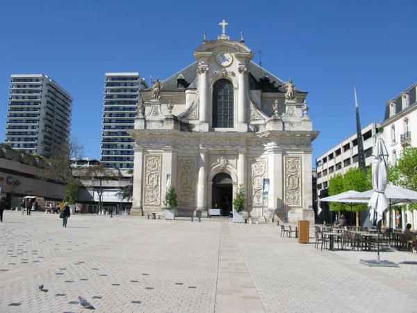 Crédits image : Église Saint-Sébastien © J.P.Cornevaux