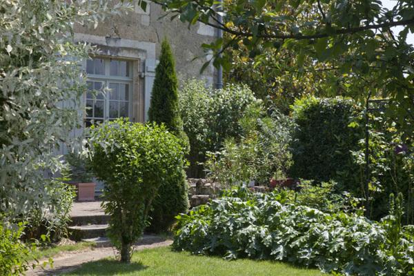 Rendez Vous aux Jardins 2018 -Jardin du logis médiéval de Vasles