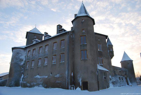 Crédits image : Les Amis du château