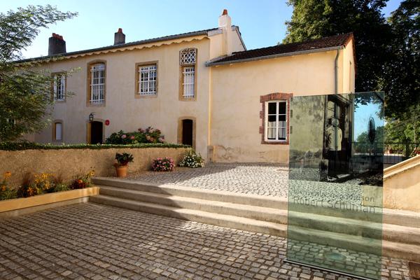 Crédits image : Maison de Robert Schuman © F. Doncourt