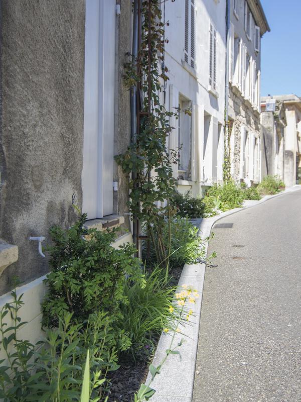 Rendez Vous aux Jardins 2018 -Les jardins de rues et le jardin du château Quat'Sos