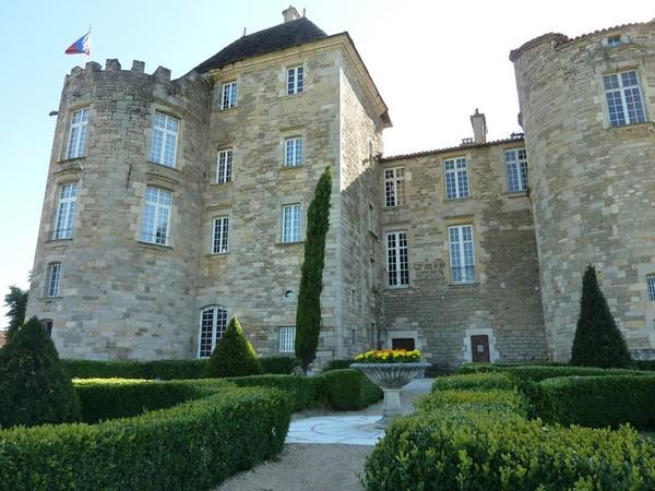 Journées du patrimoine 2017 - Visite guidée du château de la reine Margot. Venez découvrir le secret de la chambre