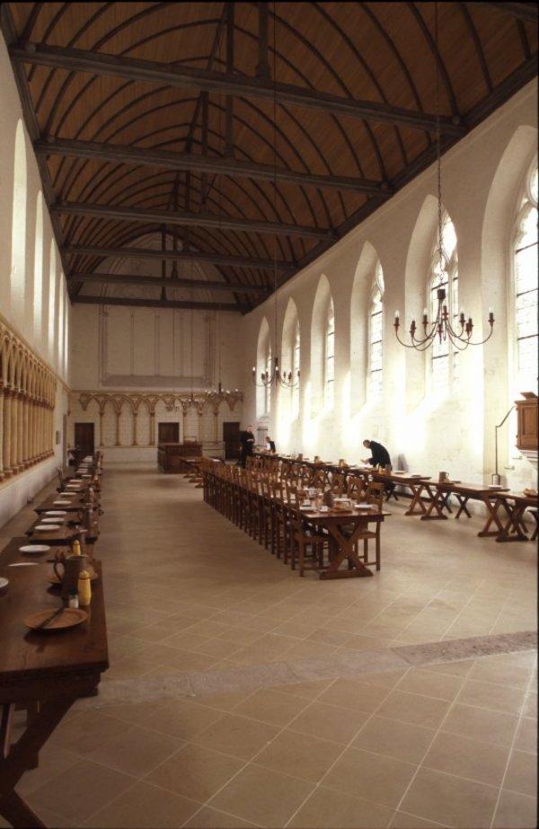 Crédits image : © Abbaye Saint-Wandrille de Fontenelle