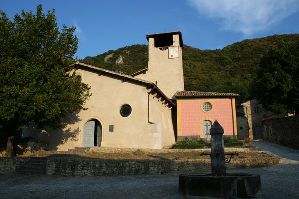 Journées du patrimoine 2017 - Eglise romane de Pranles
