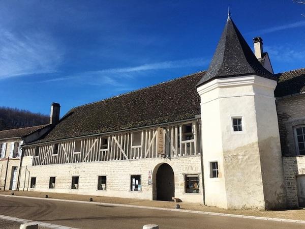 Crédits image : L'Hostellerie des Dames (XVIe siècle) ©Association Renaissance de l'Abbaye de Clairvaux