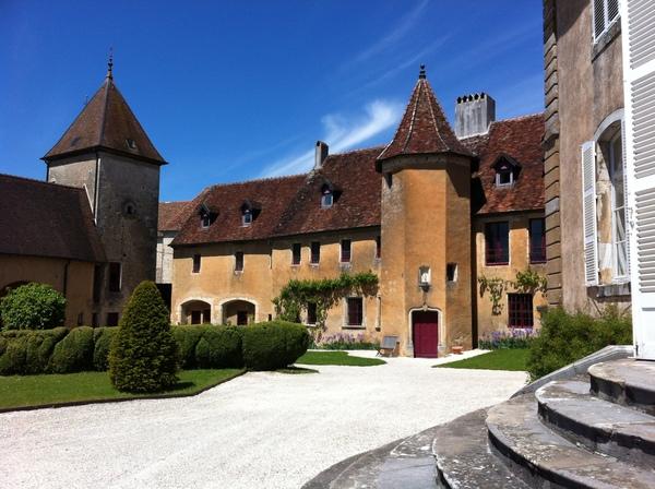 Journées du patrimoine 2017 - Chateau de Pin - Parc et salons