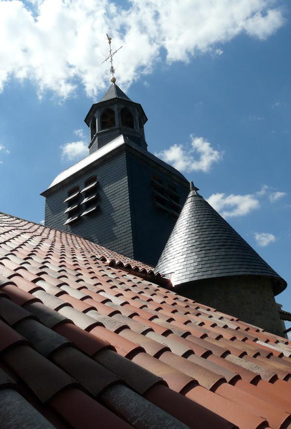 Crédits image : Domblain - Église © Guillaume Delvaux