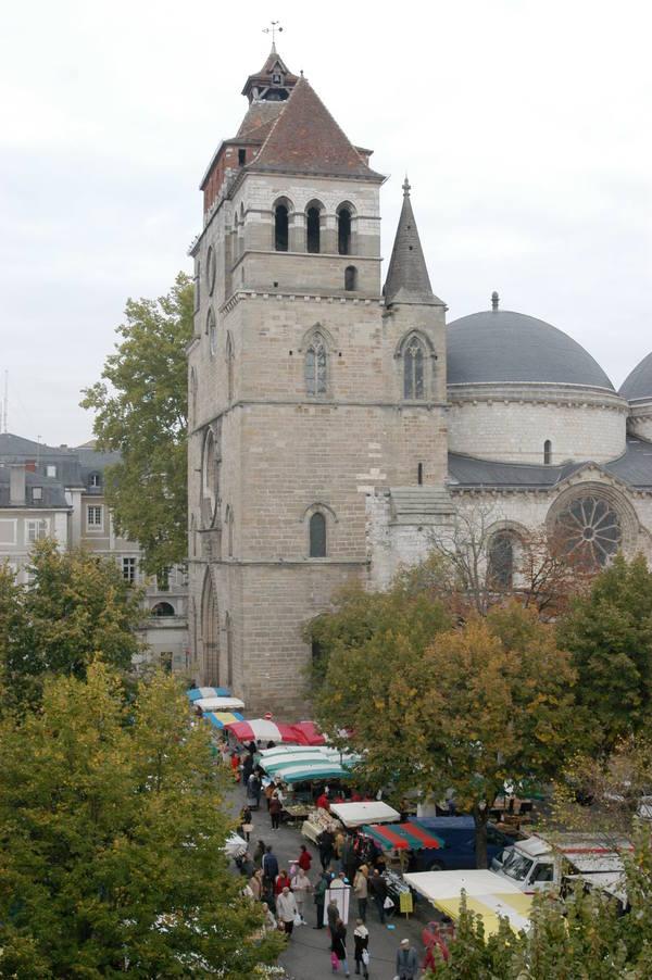 Crédits image : © cl. Pierre Lasvènes, ville de Cahors