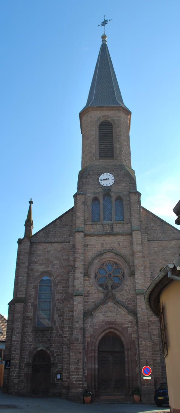 Crédits image : Fabrique de l'église