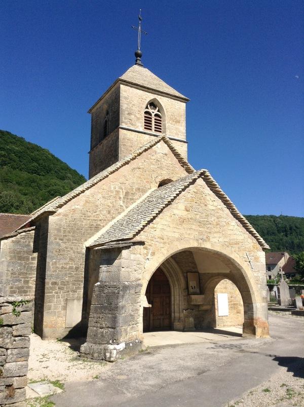 Journées du patrimoine 2018 - Visite commentée de l'Église de Revigny