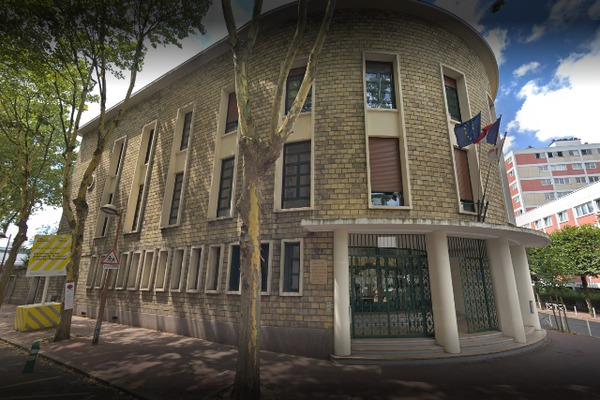 Journées du patrimoine 2020 - Visite exceptionnelle du lycée professionnel des métiers du bâtiment Jean Monnet - Architecture des années 50