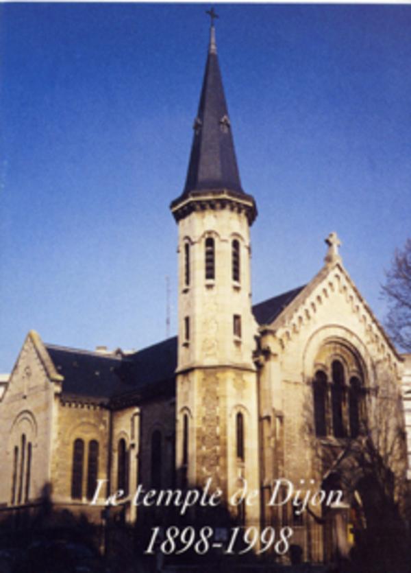 Journées du patrimoine 2017 - Découverte du Temple de l'Eglise protestante unie à Dijon