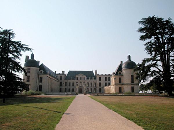 Crédits image : Château d'Oiron © centre des monuments nationaux