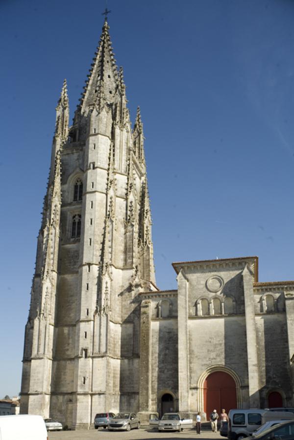 Crédits image : © Ville de Saintes
