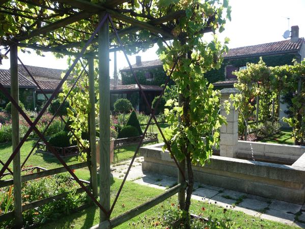Rendez Vous aux Jardins 2018 -Jardin du logis de Riparfonds