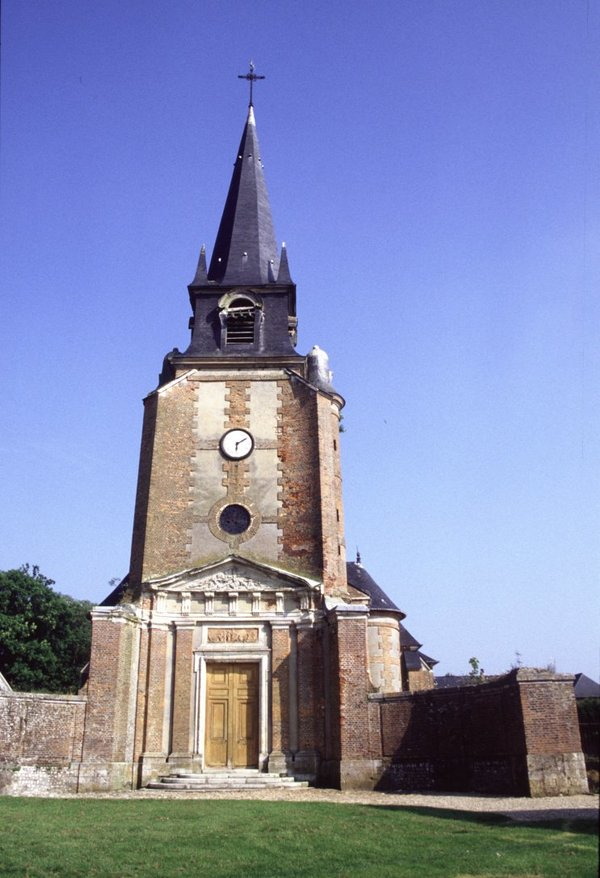 Journées du patrimoine 2018 - Visite libre de l'église Saint Pierre & Saint Paul de Grémonville