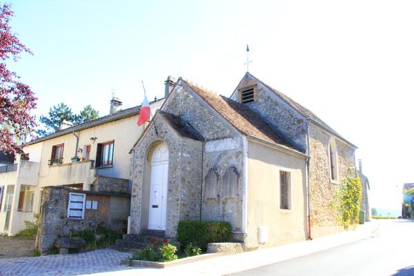 Crédits image : AB / Mairie de Dampierre-en-Yvelines