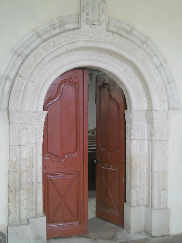 Crédits image : Eglise Saint-Martin © Mairie de Mandres aux 4 tours