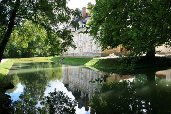 Rendez Vous aux Jardins 2018 -Parc et jardin du château de Barberey-Saint-Sulpice