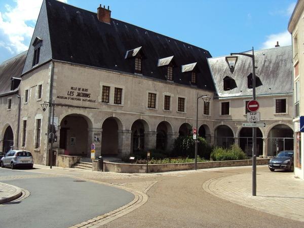 Crédits image : Ville d'art et d'histoire Blois
