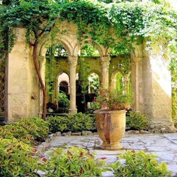Rendez Vous aux Jardins 2018 -Jardins de l'abbaye de Valmagne