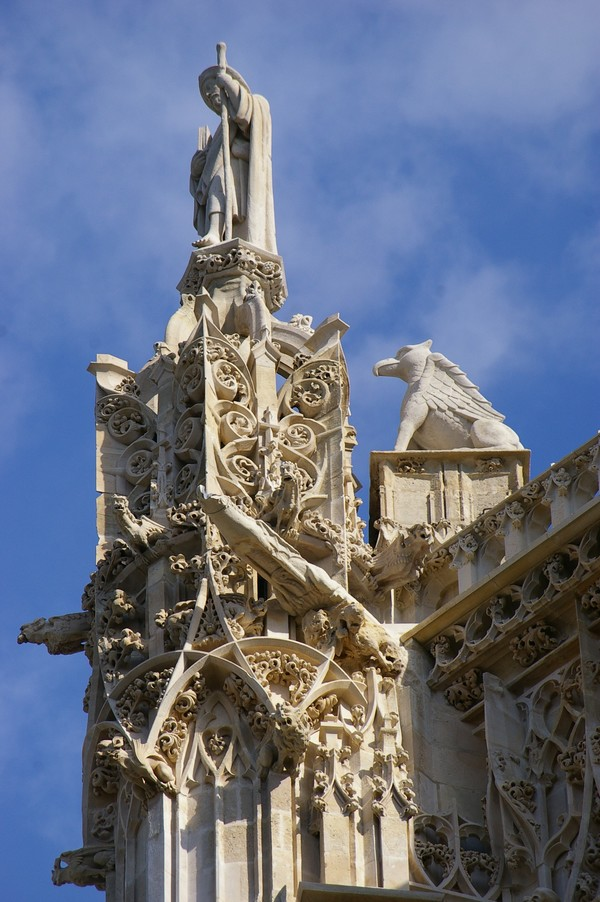 Journées du patrimoine 2020 - Visite de la Tour Saint-Jacques