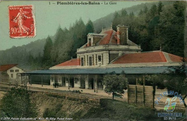 Crédits image : Casino de Plombières-les-Bains