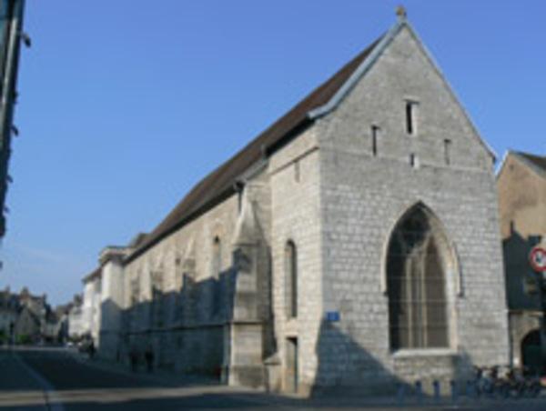 Journées du patrimoine 2018 - Visite de l'ancien hôpital du Saint-Esprit lors des Journées Européennes du Patrimoine