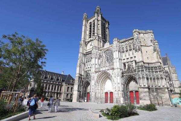 Crédits image : Cathédrale Saint-Pierre-et-Saint-Paul - Carole Bell, Ville de Troyes