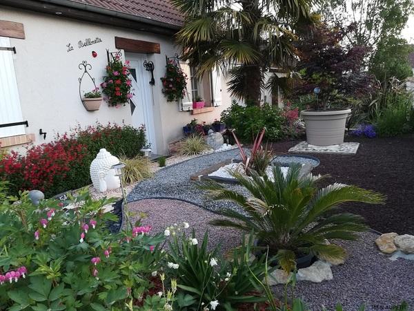 Le jardin de Jean-Marc et Nathalie