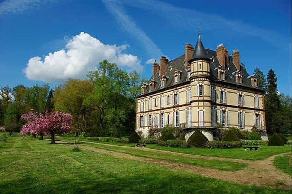 Rendez Vous aux Jardins 2018 -Château du Bignon-Mirabeau
