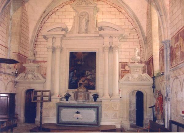 Journées du patrimoine 2017 - Visite guidée de l'église