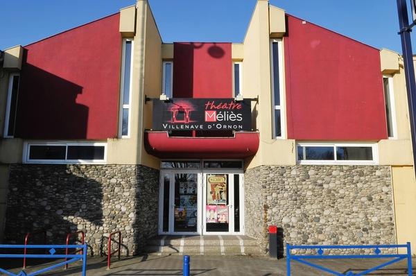 Théâtre Georges-Méliès