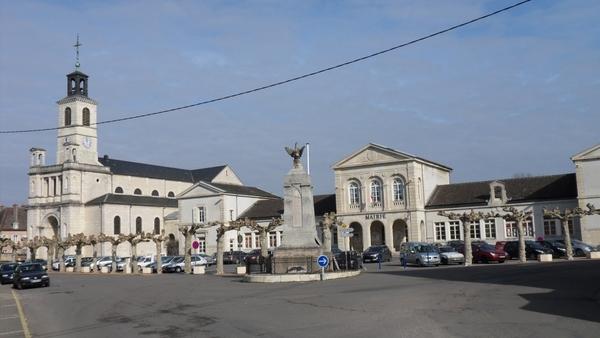 Journées du patrimoine 2017 - Circuit commenté des bâtiments historiques de Brazey en Plaine