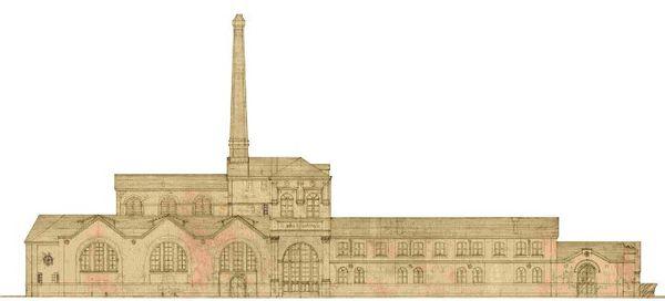 Crédits image : Plan Henri-Théodore Driollet 1852 - CC0 - domaine publique