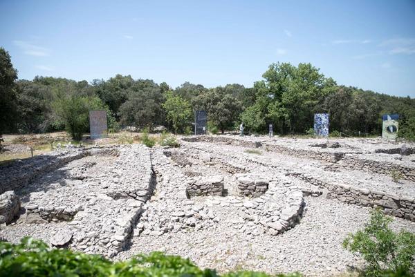 Crédits image : Société Languedocienne de Préhistoire
