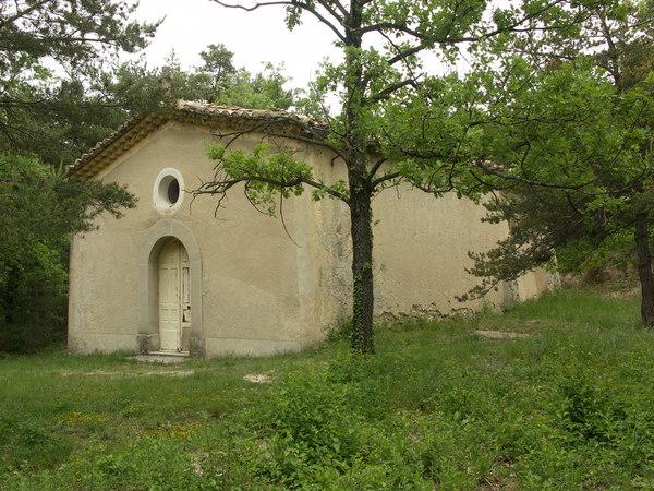 Journées du patrimoine 2017 - chapelle Sainte Perpétue