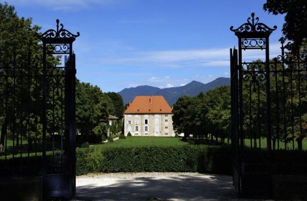 Journées du patrimoine 2020 - Visite du parc du château
