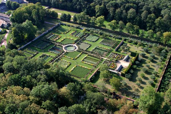 Rendez Vous aux Jardins 2018 -Château de Saint-Jean de Beauregard