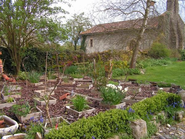 Rendez Vous aux Jardins 2018 -Clos Saint-Genest
