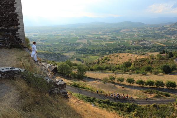 Journées du patrimoine 2020 - Visite de la citadelle et dégustation de vins