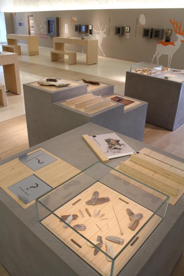 Nuit des musées 2018 -La sabline - Musée de préhistoire