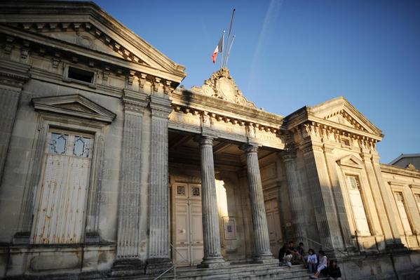 Crédits image : Ancien Tribunal © Commune de Saint-Jean d'Angély